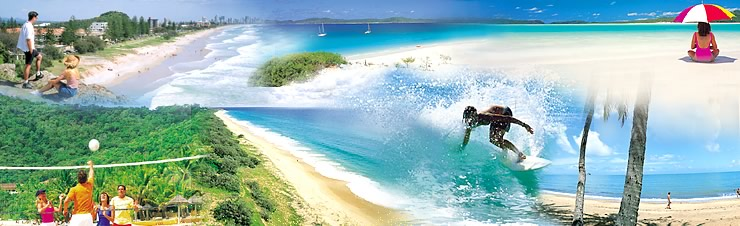 Queensland Beaches Of Australia Beach Information About