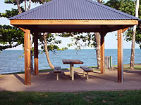 Family Picnic Area - Trinity Beach
