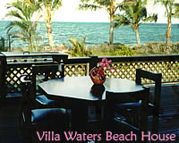 Villa Waters Beach House